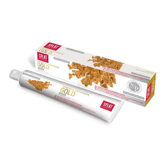 Splat GOLD (VIP) belilna zobna pasta, 75 mL