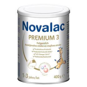 Slika Novalac Premium 3 nadaljevalno mleko, 400 g