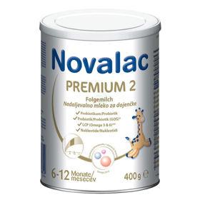 Slika Novalac Premium 2 nadaljevalno mleko, 400 g