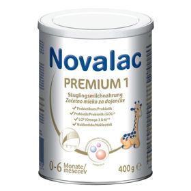 Slika Novalac Premium 1 začetno mleko, 400 g