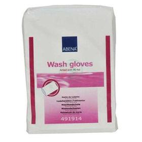 Slika Abena Airlaid PE rokavice za umivanje, 50 vrečk