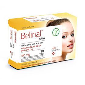 Slika Belinal Skin, 30 kapsul