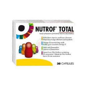 Slika Nutrof Total za zdravje oči, 30 kapsul