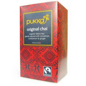 Slika Pukka original chai organski čaj, 20 vrečk