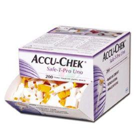 Slika Accu-Chek Safe-T-Pro Uno, 200 lancet