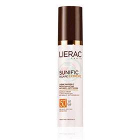 Slika Lierac Sunific krema z zaščitnim faktorjem SPF50+, 50 mL