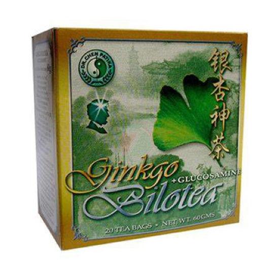 Ginko Bilotea, 20 čajnih vrečk