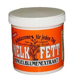 Slika Melk fett ognjičeva krema z vitaminom E, 250 mL