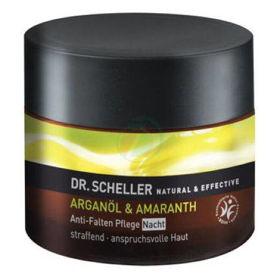 Slika Dr. Scheller dnevna krema proti gubam za učvrstitev kože z arganovim oljem in amarantom, 50 mL