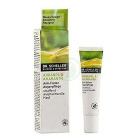 Slika Dr. Scheller krema proti gubam za okrog oči z arganovim oljem&amarantom, 15 mL