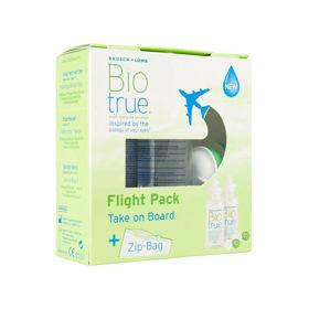 Slika Biotrue Travel potovalni paket, 2x60 mL