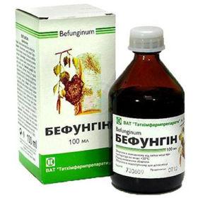 Slika Befungin tradicionalni pripravek iz sibirske čage, 100 mL