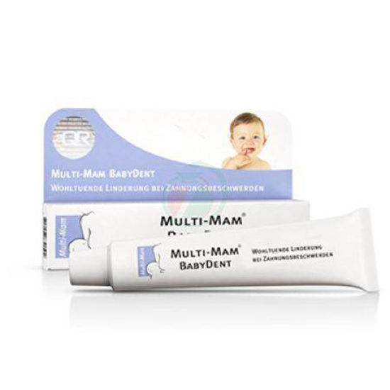 Multi-mam Babydent gel, 15 mL