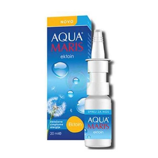 Aqua Maris 4Allergy antialergijsko pršilo za nos, 20 mL