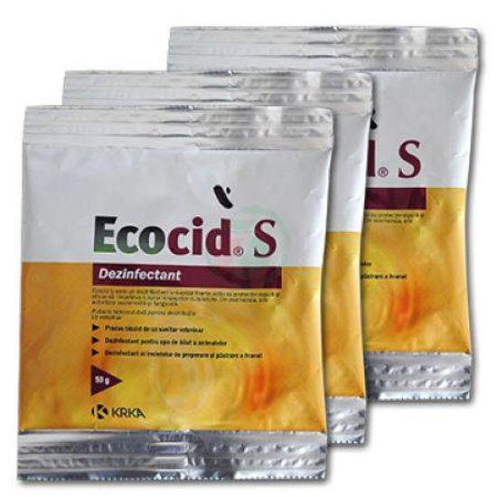 Ecocid S prašek, 25 x 50 g