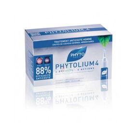Slika Phytolium 4 koncentrat proti izpadanju las pri moških, 12 x 3,5 mL