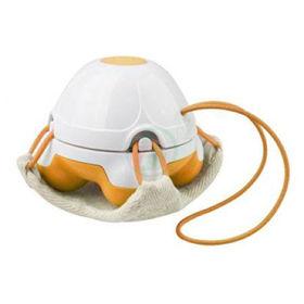 Slika Medisana HM840 masažni aparat za tuširanje z lufa blazinico, oranžen odtenek