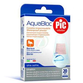 Slika Pic Aquabloc obliži, 20 enakih obližev