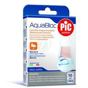 Slika Pic Aquabloc obliži, 10 enakih širokih obližev