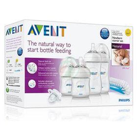 Slika Avent Natural komplet za novorojenčke, 1 komplet