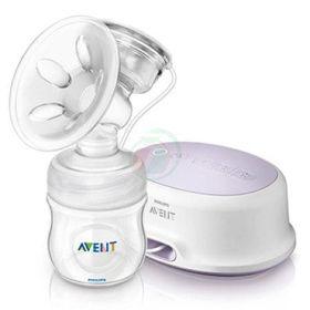 Slika Avent Natural električna prsna črpalka, 1 črpalka