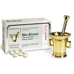 Slika Pharma Nord Bio-Krom 100 mcg, 60 tablet