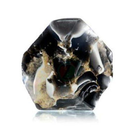 Slika Savons Gemme črni onyx kristalno milo, 170 g