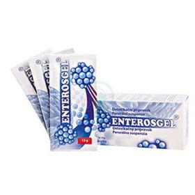 Slika Enterosgel gel za želodec v vrečkah, 10x15 g