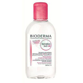Slika Bioderma Sensibio H2O AR micelarna voda za kožo nagnjeno k rdečici, 250 mL
