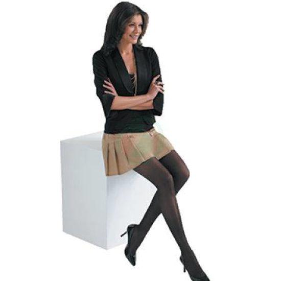 Scudotex ženske hlačne nogavice 140 DEN, 1 nogavice