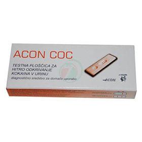 Slika Acon COC urinski test na kokain, 1 test