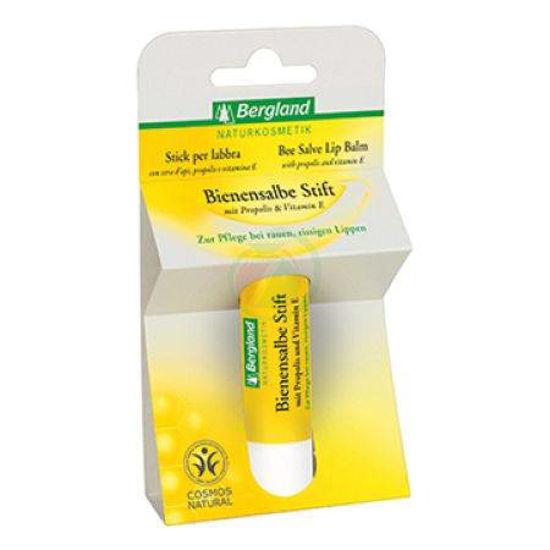 Bergland mazilo za ustnice z medom, 4,8 g