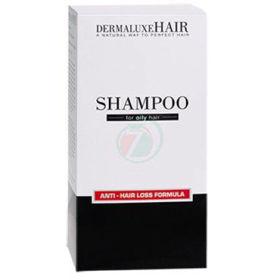 Slika DermaLuxeHair šampon proti izpadanju za mastno lasišče, 200 mL