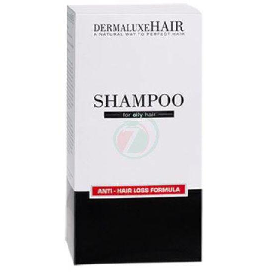 DermaLuxeHair šampon proti izpadanju za mastno lasišče, 200 mL