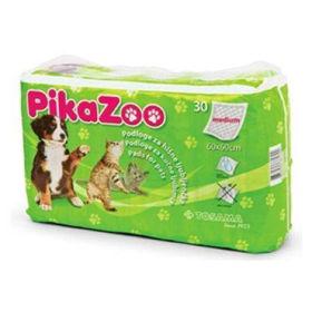 Slika PikaZoo podloga za hišne ljubljenčke 60x60 cm, 30 podlog