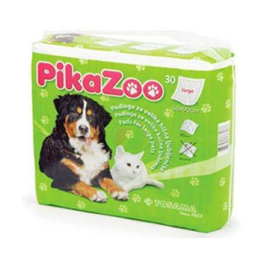 PikaZoo podloga za velike hišne ljubljenčke 60x90 cm, 30 podlog
