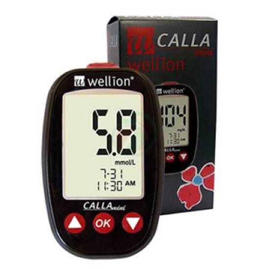 Wellion Calla Mini merilnik sladkorja v krvi, 1 merilnik