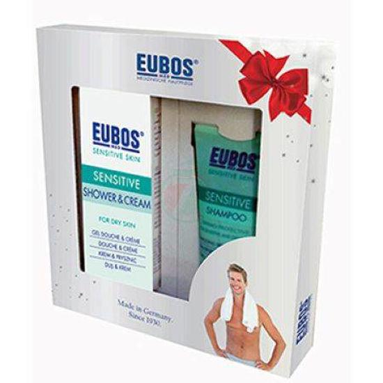 Eubos Man darilni paket za popolno razvajanje, 1 paket