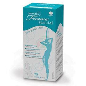 Slika Natura Femina Special mini vložki, 15 vložkov