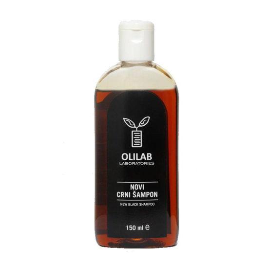 Olilab novi črni šampon, 150 mL