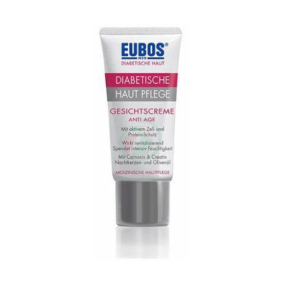 Eubos Diabetische krema za obraz za diabetično kožo, 50 mL