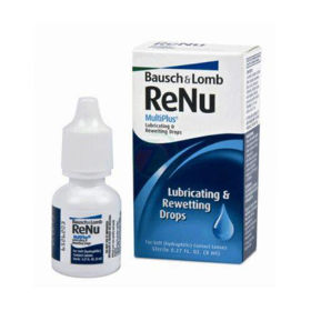 Slika ReNu multiplus kapljice za oči, 8 mL