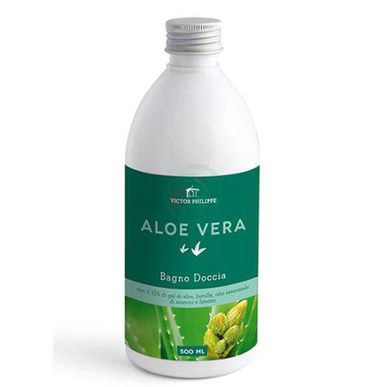 Victor Philippe aloe vera gel za prhanje ali kopel, 500 mL
