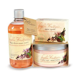 Slika Vital Factors Foglie Fruttate gel za prhanje ali kopel z osvežujočim vonjem, 250 mL
