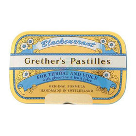 Slika Grether's pastile črni ribez, 60 g