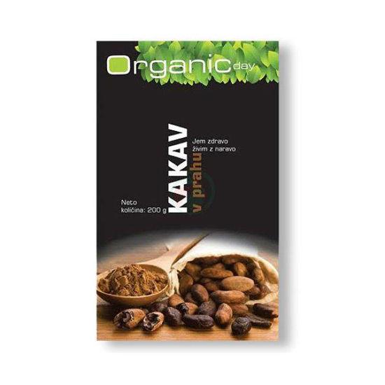 Organic Day kakav v prahu, 200 g