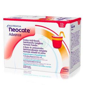 Slika Neocate Advance dietetično dopolnilo nevtralni okus, 10x10 g