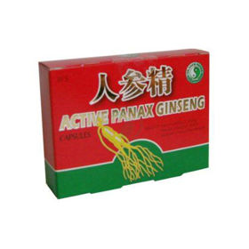 Slika Panax Ginseng Forte 250 mg, 30 kapsul