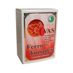 Slika Ferro Komplex 387 mg, 30 kapsul
