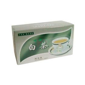 Slika Beli čaj v čajnih vrečkah, 25 × 2 g